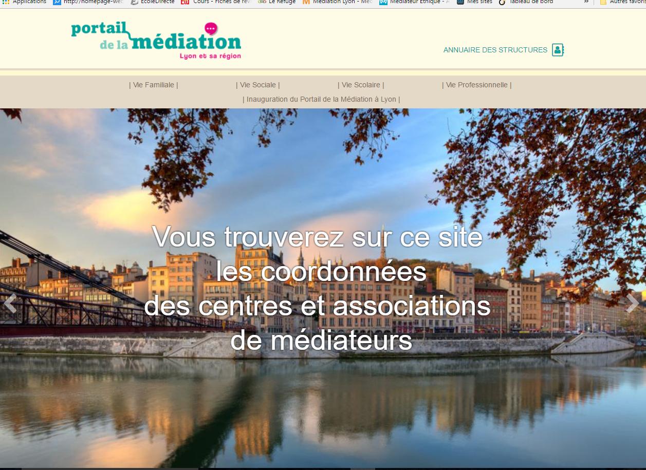 Portail de la Médiation à) Lyon